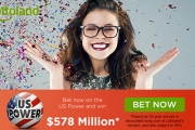 Tired of Small Aussie Jackpots? Bet on Your Game for Your Chance to Win a Massive $578 Million* with US Power! Don't Miss Out, Get in Quick
