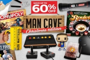 Get Gift Inspiration for the Manly Man in Your Life w/ The Man Cave: Xmas Edition. From Practical to Novelty You'll Find the Ultimate Gift for Him!