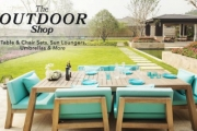 Spruce Up Your Garden & Backyard w/ this Range from The Outdoor Shop! Shop the Garden Lounge Set, Swing Chair Bed with Canopy, Sunlounger + More