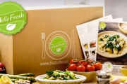 Feed Your Family w/ Hello Fresh's Family Box! Everything You Need for 4 Meals Incl. Recipes, Meat, Veggies & More Delivered to Your Door