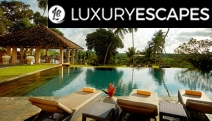 SRI LANKA 7-Nights in Boutique Luxury @ Kahanda Kanda for 2 in City of Galle! Enjoy Beautiful Beaches w/ Brekkie, Massages, Cocktails & Lots More