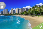 HONOLULU w/ FLIGHTS Say Aloha to a 7-Night Stay at Ala Moana Hotel by Mantra! Ft. Late Checkout, Wi-Fi, 2 for 1 Magic of Polynesia Tour & More