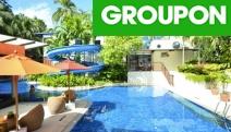 PHUKET w/ FLIGHTS 7-Night Stay at 4* Novotel Phuket Surin Beach Resort, Close to the Beautiful Andaman Sea! Incl. Two Daily Meals & More