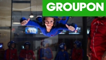 Soar through the Air without the Risk w/ iFLY Indoor Skydiving Brisbane! Choose Your Flight Package with Training, Gear & More. Suitable for Ages 3 & Up