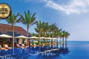 VIETNAM 6 Nights in a Babylon Room for 2 @ Naman Retreat Da Nang & 2 Nights in a Deluxe Room @ Hotel Equatorial in Ho Chi Minh City! Lots of Extras