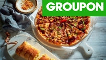Satisfy Pizza Cravings w/ a 3-Course Dinner for 2 @ Crust Gourmet Pizza West Lakes! Think Herb and Garlic Squares, Moroccan Lamb Pizza & More