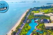 THAILAND Sip Cocktails by Thailand's Biggest Swimming Pool w/ 5N at Sofitel Phokeethra Krabi Golf & Spa Resort! Set Dinner & More. 1 Child Stays Free