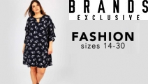 Flaunt Your Curves with this On-Trend Collection from Lovedrobe Women's Plus Size Fashion! Shop Belted Skater Dress, Chiffon Dress, Wrapover & More
