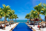 VIETNAM 8-Night Stay at the Sunrise Premium Resort Hoi An! Daily Brekkie, All Dinners & Spa Treatments, $400 Flight Credit, Transfers & More