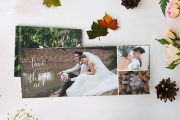 Display Long-Lasting Memories w/ this Personalised Image-Wrap Lay-Flat Hardcover Photobook! Printed on High-Quality Silk. Multiple Designs & Sizes