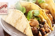 Dine on Delicious Mexican Eats @ Cha-Chi's Mexican Cantina - 2 Courses & Glass of Wine, or a Corona Each! Incl. Frijole Nachos to Share, Mains & More