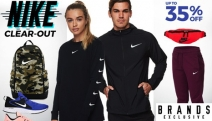 Snap Up a Bargain w/ the Nike Clearance Sale! Get Your Hands on Up to 35% Off a Range of Sneakers, Fitness Apparel, Accessories & More for Men & Women