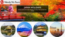 Discover Fascinating Japan with Wendy Wu Tours! Soak Up Wonderful Sights & Experiences for Your 2019 & 2020 Holidays. See Vibrant Tokyo, Osaka & More