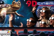 Add a Little Excitement to Your Next Movie Night w/ a 9D Cinema Experience at The Simulation Centre, Bibra Lake! Over 115 Movies to Choose From