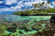 SAMOA Private Island Tropical Paradise w/ 6 Nights at Beachfront Taumeasina Island Resort! Brekkie, Massages, Cocktails & More. 2 Kids u/11 Stay Free