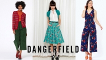 Embrace Your Unique Style with Dangerfield! Shop & Save 70% Off with On-Trend Pieces. Dresses, Blouses, Jumpsuits, Pants, Shorts & More
