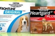 Treat Pets for Fleas, Ticks, Heartworm & More All Year Round with Frontline & Heartgard! Available for Cats & Dogs, Large & Small. Plus P&H
