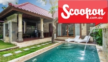 BALI Private Pool Villa Luxury in Seminyak for 5N @ Bali Prime Villas! Enjoy Choice of Daily Lunch or Dinner, Afternoon Tea, Balinese Massages & More