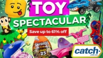 Spoil Your Little Loved Ones w/ the Summer Toy Spectacular Sale! Shop Up to 61% Off Lego, Little Tikes, Mattel, Disney Princess, Bluey Toys & More