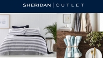 Give Your Home a Luxe Update for Less w/ the Sheridan Outlet! Shop Affordable, Quality Bed Linen, Sheet Sets, Towels, Home Decor, Loungewear & More