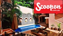 MEXICO 5N Mexico Beach Escape @ Acanto Boutique Hotel in Playa del Carmen! Deluxe Room w/ Brekkie, Bottle of Wine on Arrival, Late Check-Out & More