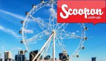 See Stunning Views from the Top with a Single Ticket on the Melbourne Star Observation Wheel! Ft. 30-Min Flight Daily. Free Entry for Kids 4 Below