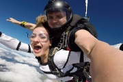 Get an Adrenaline Rush w/ a Tandem Skydive with Adrenalin Skydive, Goulburn! Jump from Up to 15,000ft & Reach Speeds of Up to 220km/hour