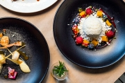 Enjoy a 3-Course Gastronomic Dining Experience w/ Wine for 2 @ the Garden Court Restaurant at the Sofitel Sydney Wentworth! Think Steak Tartar & More