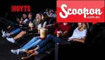 Catch the Hottest Flicks with a General Admission Ticket @ Hoyts for Only $11.99! Valid for Sessions Screening Until 16 Sep. Multiple Locations