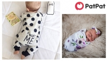 For Adorable Baby Clothing & Accessories, Shop this Reduced Range from PatPat! Ft. Winter Hooded Jumpsuits, Bodysuit & Pants Sets, Headbands & More