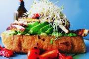 Breakfast is Better w/ Friends! Enjoy Brekkie or Lunch & Drinks for Two @ Bell Jar Café! Try Eggs Benny, Shared Brekkie Board, Burger & More
