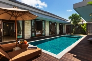 BALI Luxurious 5N Private Pool Villa Stay for 2 @ Nagisa Bali! Enjoy Bayside Views w/ Brekkie, Massages, Return Airport Transfers, Shuttle & More