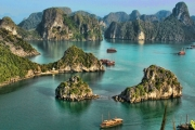 VIETNAM & CAMBODIA See Hanoi's Old Quarter, Angkor Wat Temple & More on a 15-Day Tour! Internal Flights, Halong Bay Cruise, Guided Tours & More