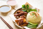 Delicious Vietnamese for Less! Two Courses & Wine for Two @ Viet De-Lites for Just $39. Rice Paper Rolls, Duck Curry, Chicken Satay Skewers & More