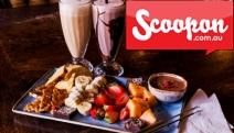 Tempting Decadent Treats Await @ the Cheeky Chocolate Room w/ $60 to Spend on Food & Drinks Just $29! Indulge in Desserts, Cocktails, Sweets & More