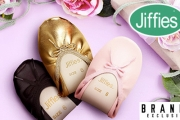 Tired of Painful Heels? Shop the Collection of Stylish Jiffies Ballet Flats in a Range of Colours! Comfortable & Chic to Take You From Day to Night