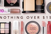 Discover Glam Looks for Less w/ the Must-Have Makeup in the Not-To-Be-Missed Nothing Over $15 Sale! Plus P&H. Eyeshadow, Foundation & More