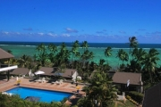 FIJI w/ FLIGHTS 5N Escape @ The Crow's Nest Resort, Overlooking the Pacific Ocean! Executive Ocean View Villa w/ Select Dining, Daily Open Bar & More