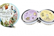 Share the Charming World of Beatrix Potter w/ a 23-CD Audiobook Set of The Peter Rabbit Tales & Nursery Rhymes! Comes Presented in a Cute Gift Tin