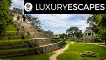 MEXICO Explore Azure Coastlines & Ancient Mayan Ruins w/ a 12D Luxury Small-Group Tour of Mexico! Playa del Carmen Tour Extension Available