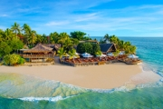 FIJI Pack Up the Family & Escape w/ 5-Nights at the Tropical Private Island Resort, Castaway Island Fiji! All Meals + Family Pass or R&R Package