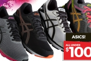 Kick-Start an Active Lifestyle with this ASICS Footwear Sale for Men & Women! Nothing Over $100! Plus P&H. Shop a Huge Range of Colours & Styles
