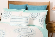 Designer Bedding & Bathroom Accessories from the Best in the Business! Shop Sheet Sets, Quilt Cover Sets, Throws, Quilts, Pillows, Towels & More