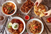 Sugar, Spice & All Things Nice! Delicious Malaysian Meal with Drinks for Two at PappaRich! Nasi Lemak with Fried Chicken, Char Koay Teow & More