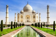 INDIA Up to 7-Night Gold Triangle Tour of India! Visit Delhi, Agra & Jaipur w/ Accom, Local Guide, Palmist Experience, Exclusive Market Tours & More