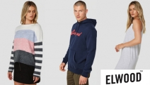 Take Advantage of End of Season Bargains w/ Up to 60% Off Winter Apparel for Men & Women from Elwood! Shop Stylish Knits, Crew Jumpers, Tees & More