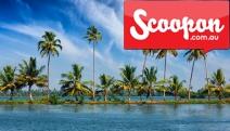 INDIA Explore India's Hidden Gem w/ a 10-Day Tour of Kerala on the Malabar Coast! Trek Eravikulam National Park, Cruise Kumarakom & More w/ Accom