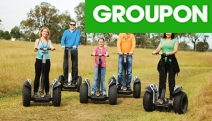 Take in the Sights of Historic Mamre Homestead on a 1-Hr Self-Guided Segway Tour. Fun Day Out for the Family in Orchard Hills, Ages 8+