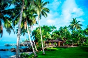SAMOA Relax in Polynesian Paradise w/ 7-Nights @ the Sinalei Reef Resort & Spa! Stay in a Traditional Villa w/ Breakfast, Spa, Dinner & More