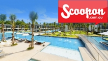 KHAO LAK Unwind w/ 3,000m2 of Pool Space w/ 7 Nights at The Waters Khao Lak by Katathani! Brekkie, Daily Two-Course Lunch, Massage, Cocktail & More